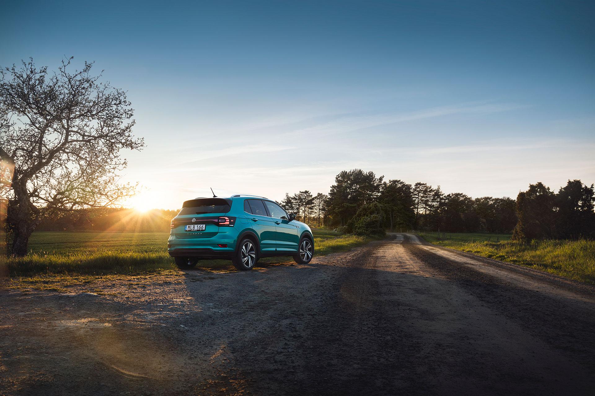 Volkswagen T Cross Featured