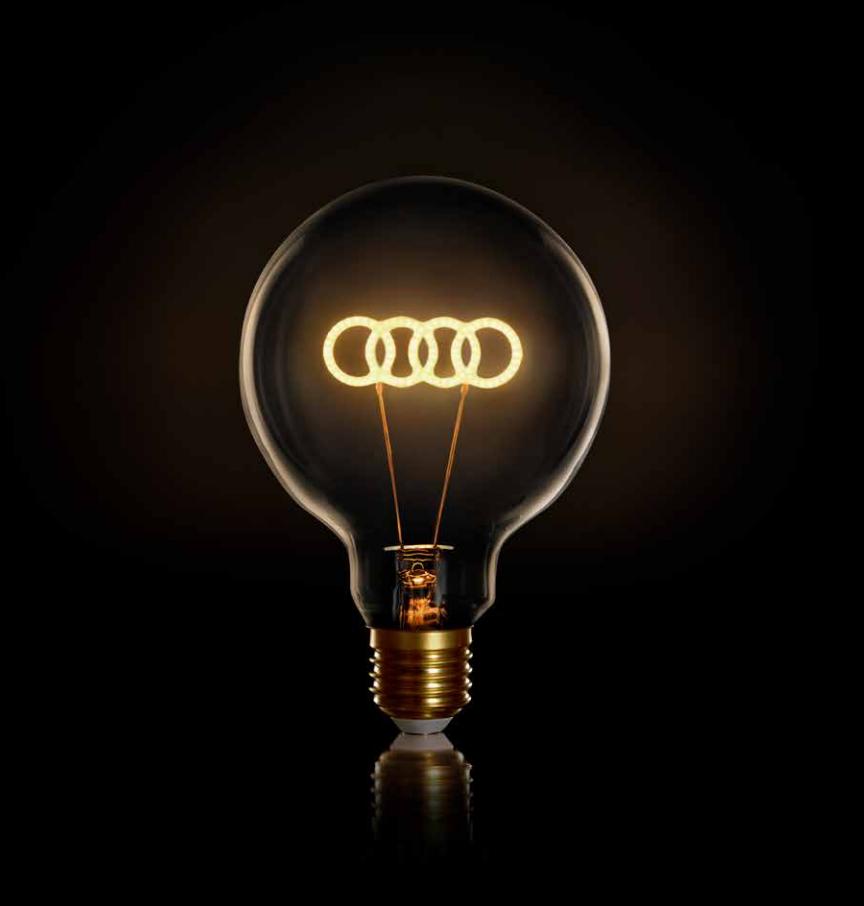 Kommande elbilar från Audi