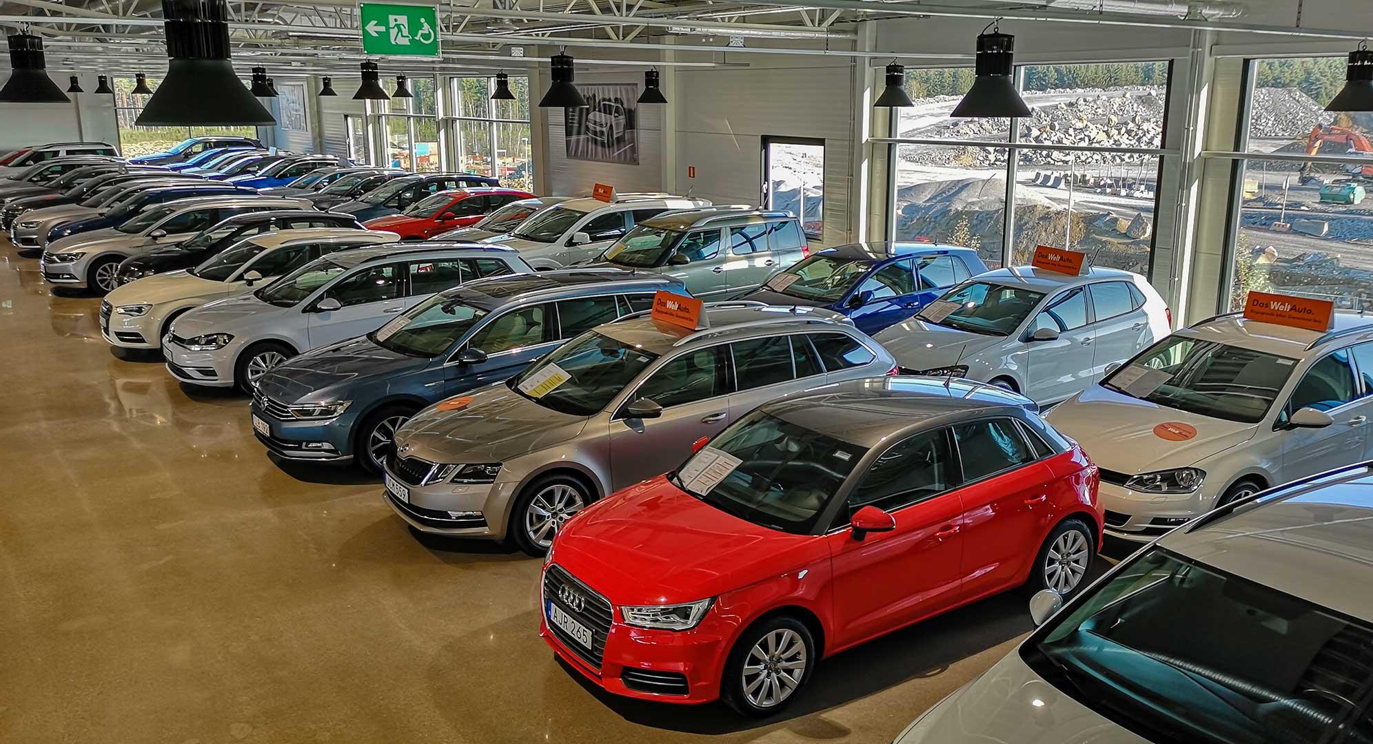 Att se upp med vid privatköp av en begagnad bil