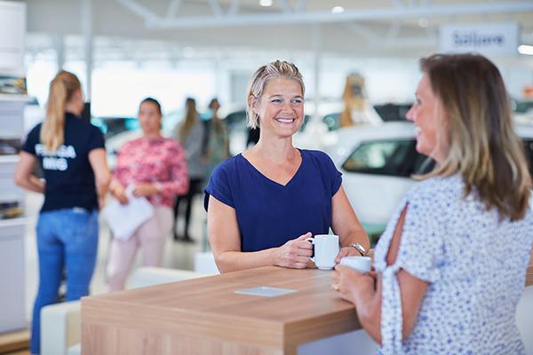En säkrare arbetsplats och en positiv upplevelse