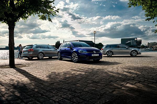 Köp en begagnad Volkswagen i sommar!
