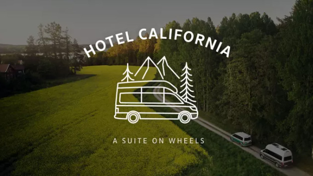 A suite on wheels
